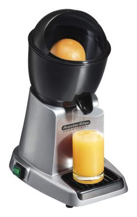 Hamilton Beach Proctor Silex Commercial 66900 Electric Citrus Juicer