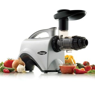 Omega Juicer NC800 HDS Juicer Extractor and Nutrition Center