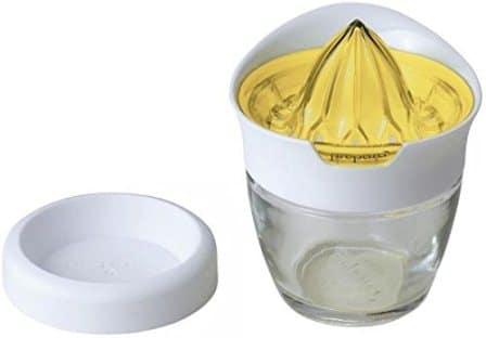 Prepara Glass Citrus Juicer with Storage