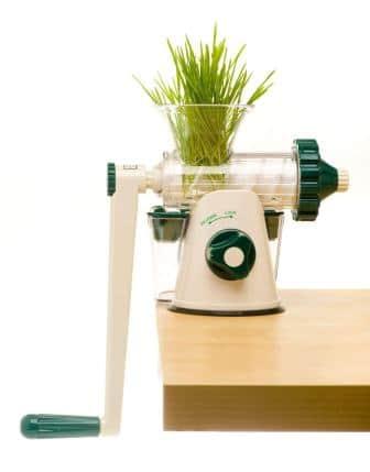The Original Healthy Juicer (Lexen GP27) – Manual Wheatgrass Juicer