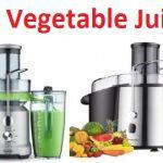 Top 15 Best Vegetable Juicers in 2020