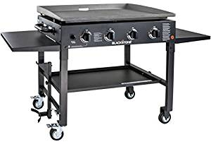 Blackstone Flat Top Gas Grill Griddle Station