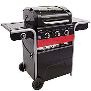 Char-Broil Gas2Coal 3-Burner LP & Charcoal Hybrid Grill