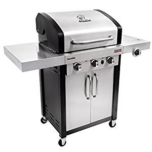 Char-Broil Signature TRU-Infrared 420 Cabinet LP Gas Grill