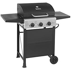 Master Cook Classic Smart Space Living 3 Burner Grill