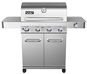 Monument Propane Gas Grill