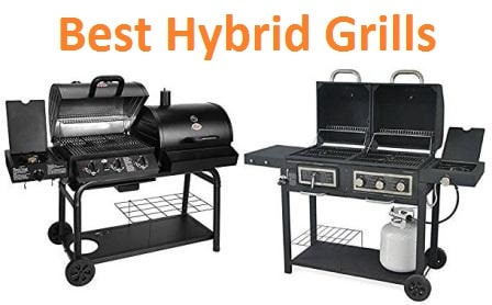 Top 15 Best Hybrid Grills in 2018