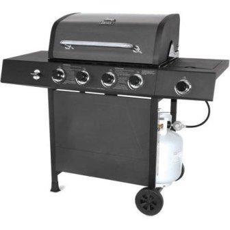 Backyard Grill 4-Burner Charcoal Grill