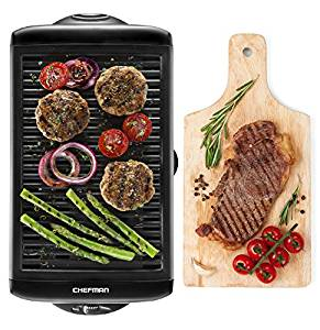Chefman Electric Smokeless Indoor Grill