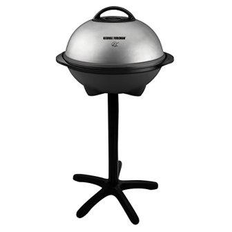 George Foreman 15-Serving Indoor/Outdoor Electric Grill GGR50B