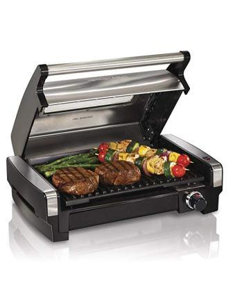 Hamilton Beach (25361) Electric Smokeless Indoor Grill