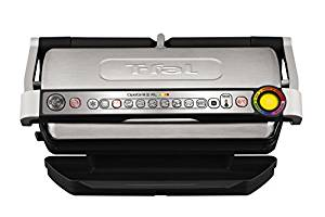 T-fal GC722D53 1800W OptiGrill XL Electric Grill