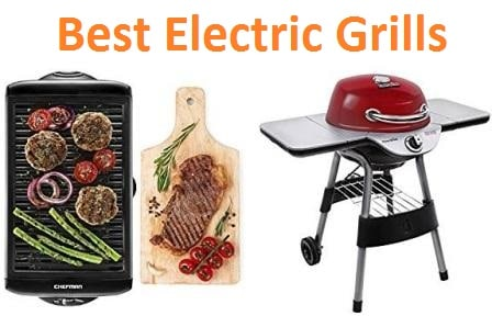 Top 15 Best Electric Grills in 2019 - Complete Guide