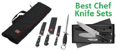 Top 15 Best Chef Knife Sets in 2018