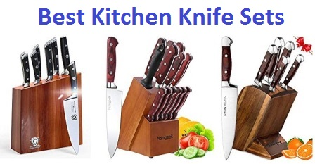 Top 15 Best Kitchen Knife Sets in 2019