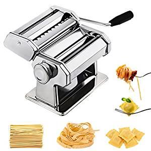 CHEFLY P1802 Pasta & Ravioli Maker Set