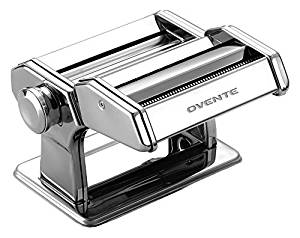 Ovente Stainless Steel Pasta Maker (PA518S)