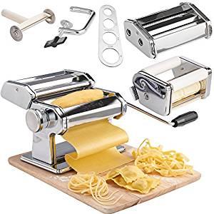 VonShef 3 in 1 Pasta maker