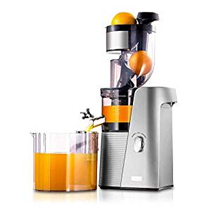 SKG Wide Chute Anti-Oxidation Slow Masticating Juice