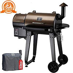 Z Grills Wood Pellet Grill and Smoker 2018