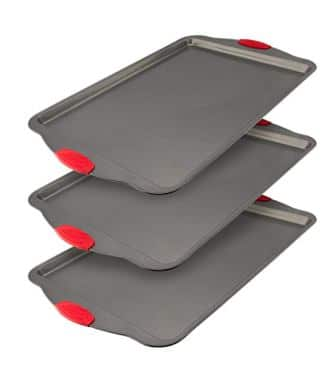 Boxiki Kitchen Nonstick Baking Sheet