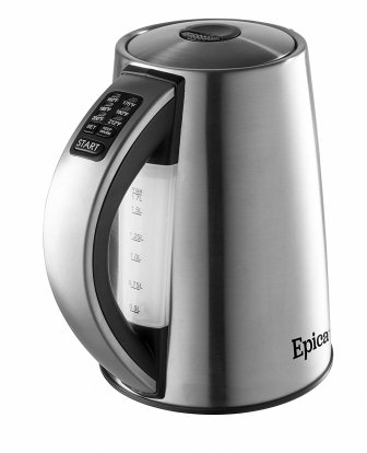 Epica 6-Temperature Variable Stainless Steel