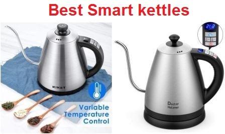 Top 15 Best smart kettles in 2019