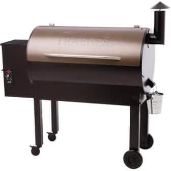 Traeger TFB65LZBC Texas Elite 34 Wood Pellet Grill