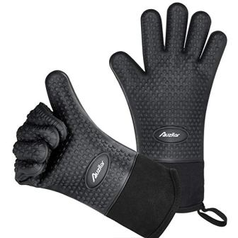 Auzilar Silicone Cooking Gloves