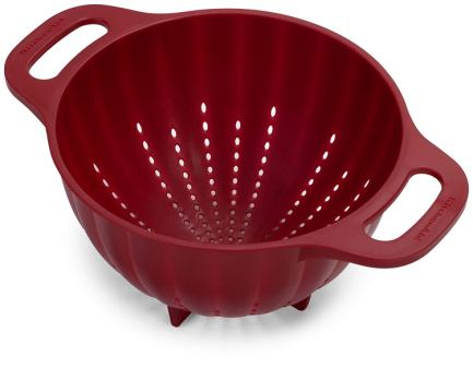 KitchenAid Plastic Colander/Strainer, 5-Quart