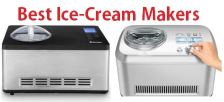 Top 15 Best Ice-Cream Makers in 2019