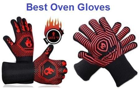 Top 15 Best Oven Gloves in 2019