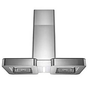 """AKDY Wall Mount Range Hood –30"""" Stainless-Steel Hood Fan for Kitchen – 3-Speed Professional Quiet Motor"""