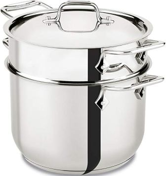 All-Clad Stainless-Steel Pasta Pot
