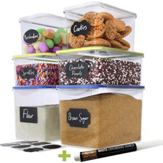 Chef's Path Food Storage Containers