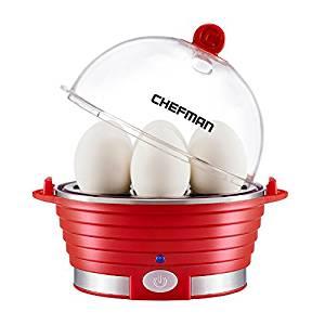 Chefman Electric Cooker/Boiler Rapid Maker Countertop