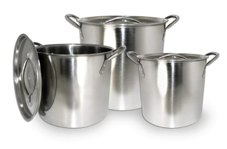 Excel Steel 570 Stainless Steel Pasta Pot