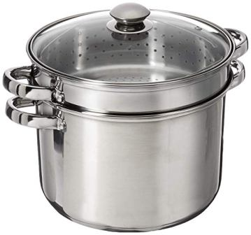 Excel Steel 8 Pasta Pot