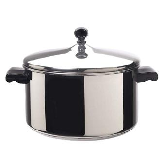 Farberware Classic Stainless-Steel Pasta Pot