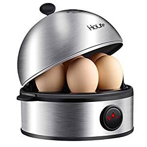 Holife Rapid Full Stainless Steel Egg Cooker