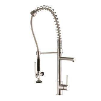 Kraus KPF-1602SS Single Handle Pull-Down Kitchen Faucet