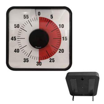 Magnetic Mechanical Time Management Timer