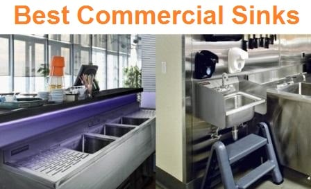 Top 15 Best Commercial Sinks in 2019