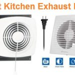 Top 15 Best Kitchen Exhaust Fans in 2020 - Ultimate Guide