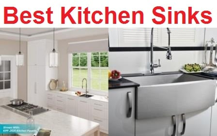 Top 15 Best Kitchen Sinks In 2020 Complete Guide