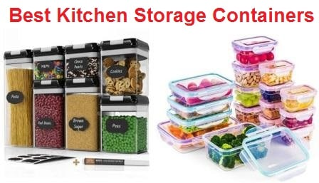 Top 15 Best Kitchen Storage Containers in 2019