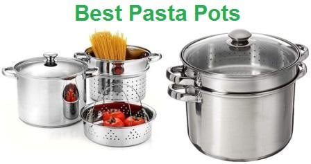 Top 15 Best Pasta Pots in 2019
