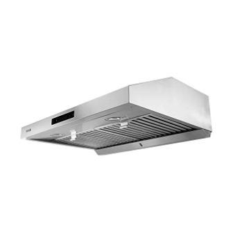 "VESTA 860CFM 30"" Stainless Steel Under Cabinet Range Hood 6 Speeds With Touch Screen Hard Wired"