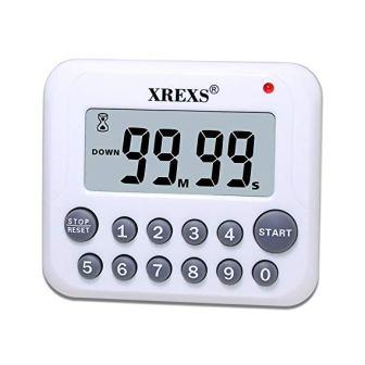 XREXS Digital Kitchen Timer