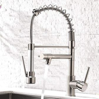 Aimadi Contemporary Kitchen Sink Faucet – Single Handle